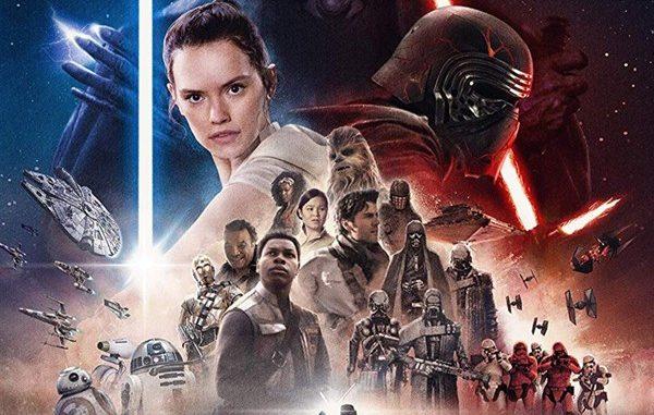 Star Wars The Rise Of Skywalker La Guerra De Las Galaxias El Ascenso De Skywalker 2019 Cine Didyme Dôme